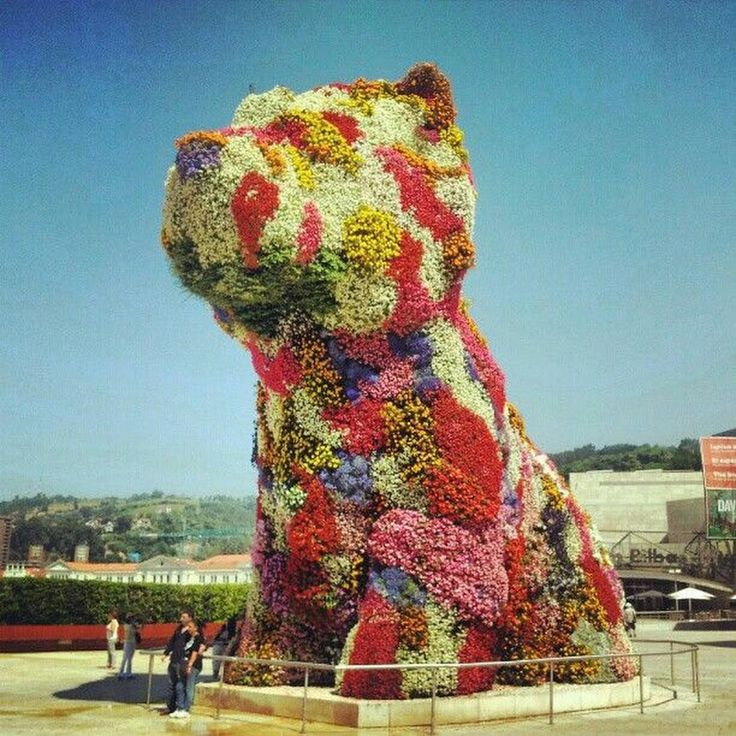 Westie made of flowers ❤❤❤ - DLR TRANCE - stropken - Google+