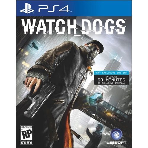 Watch Dogs (PlayStation 4) - Édition Day 1
