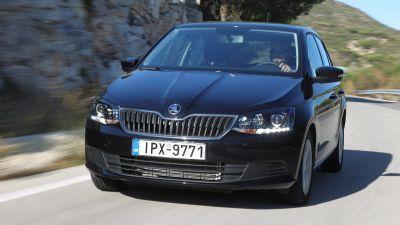 Škoda Fabia 1.0 MPI by drive.gr