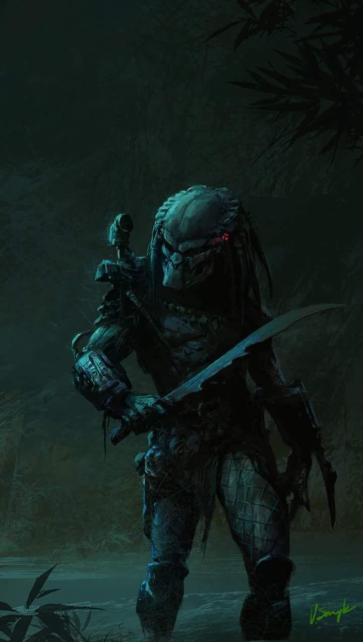 Pin De Master Davey En Predator Yautja Galaxy Hunters Alien Vs Depredador Depredador Vs Aliens Depredador