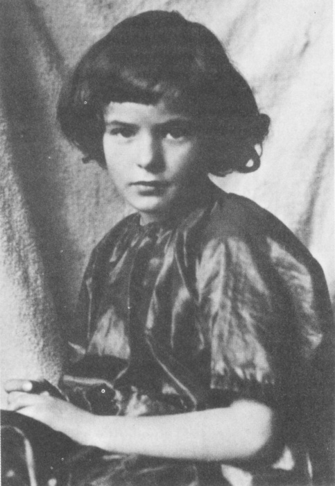 Ingrid Bergman young