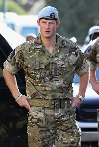Prince Harry is HOT