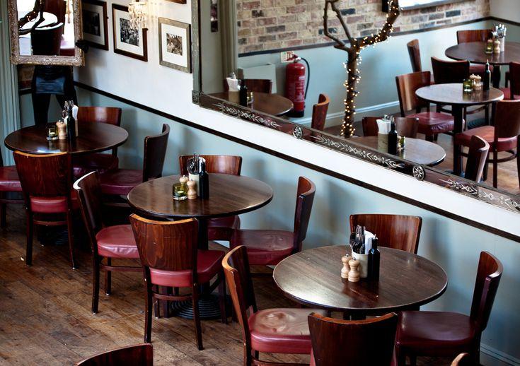 Branca Restaurant - Jericho Oxford