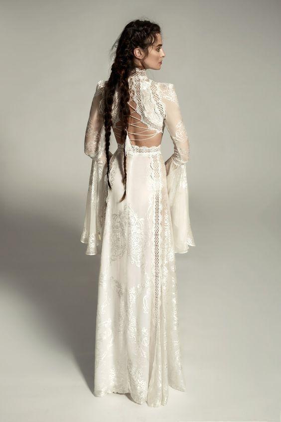 15 Boho Brautkleider. Boho ist immer eine gute Wahl für den Sommer