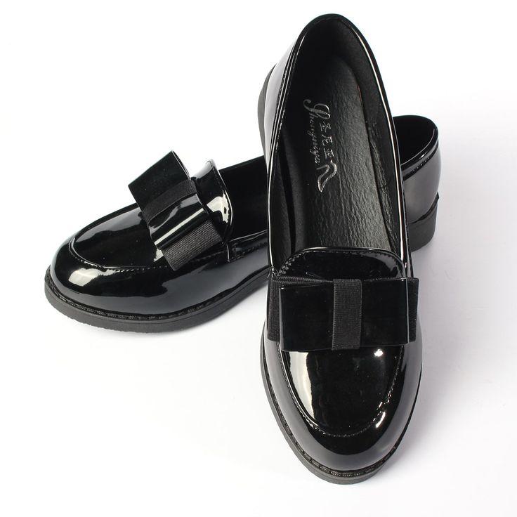 $31.32 (Buy here: https://alitems.com/g/1e8d114494ebda23ff8b16525dc3e8/?i=5&ulp=https%3A%2F%2Fwww.aliexpress.com%2Fitem%2FSlip-On-Bow-Women-s-Flat-Shoe-Moccasins-Waterproof-Soft-PU-Leather-Women-Shoes-Woman-Shoes%2F32716870853.html ) Slip On Bow Women's Flat Shoe Moccasins Waterproof Soft PU Leather Women Shoes  Woman Shoes Flats Fashion Classic Black Loafers for just $31.32