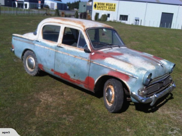 Humber 80 1961