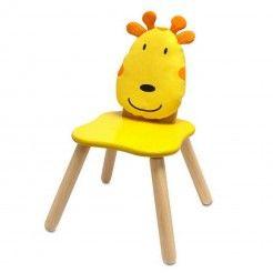 Forest Animal Chair Giraffe