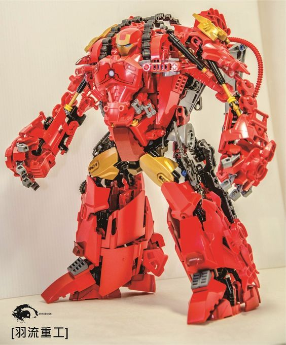 bionicle war machine moc - Google Search