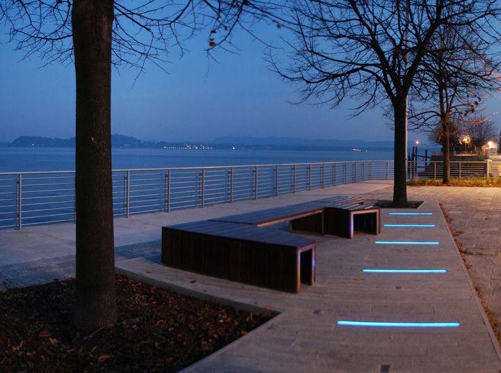 Mobiliário Urbano: 20 projetos de parques e praças pelo mundo | bim.bon