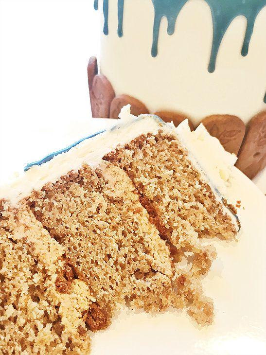 Biscoff Cake | Cake by Courtney