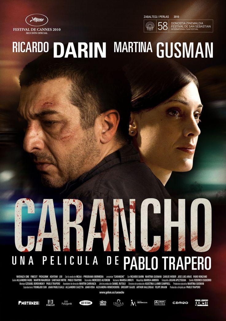 Carancho [Material gráfico] / Director, Pablo Trapero Guión.-- Argentina : [s.n.], 2010. 1CAR/72