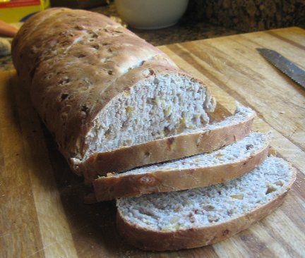 Sourdough Fruit Bread