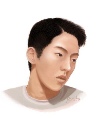 #joohyuk #portrait #plsmita