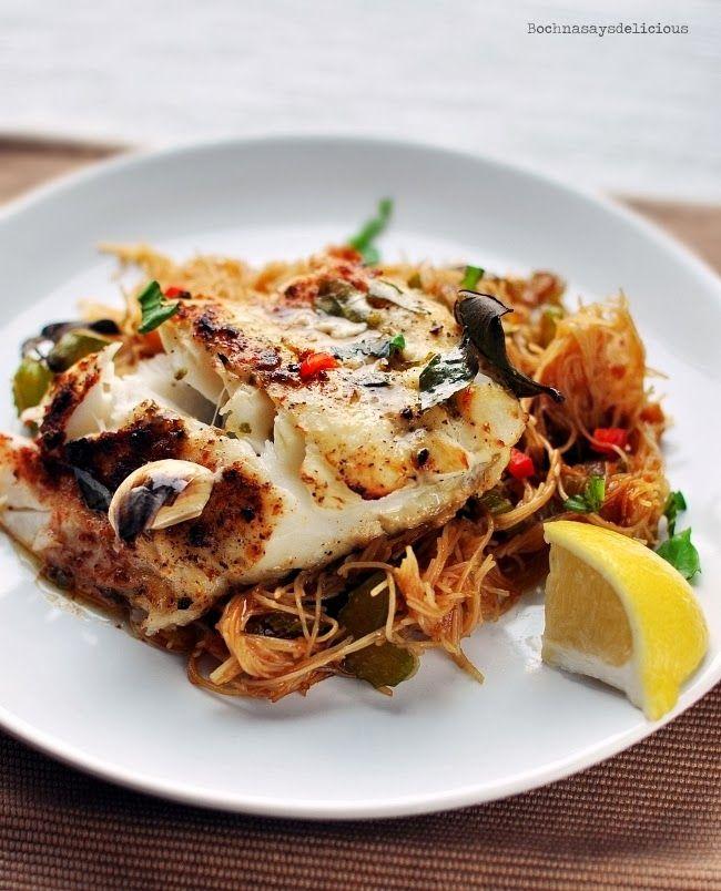 Easy Thai fish recipe