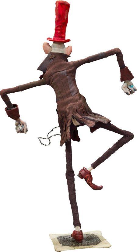 Animation Art:Maquette, The Boxtrolls Mr. Pickles Original Animation Puppet (LAIKA,2014).... Image #2