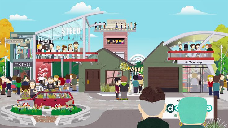 October 30, 2015. This Is the Best 'South Park' Season in a Decade. http://www.ew.com/article/2015/10/22/best-south-park-season They're talking about Season 19, the first time the entire run of 10 episodes was serialized.