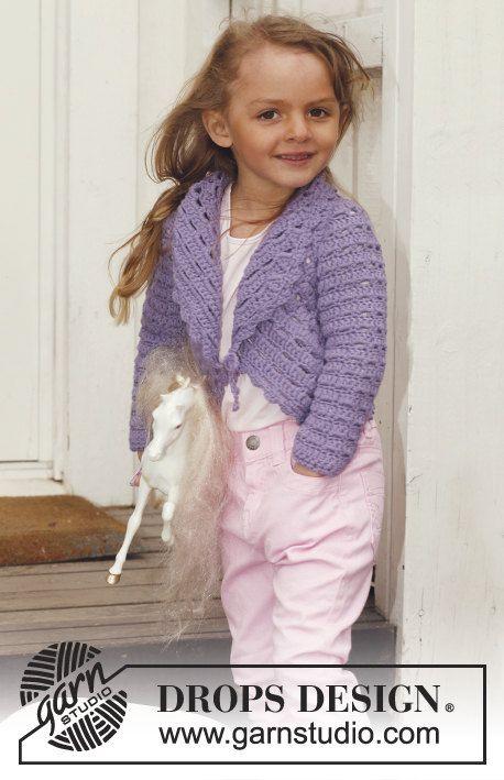 giacca viola bimba - giacchina autunnale per bambina - bolero lilla in cotone…