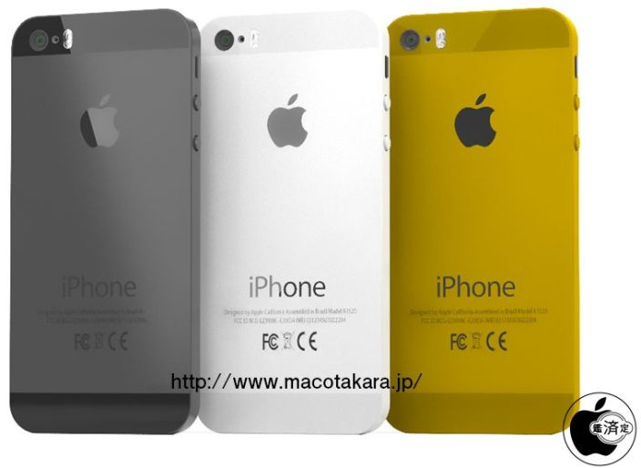 IPhone 5S 5C Rumors Next IPhones Monikers Confirmed By New Report Industry Sources