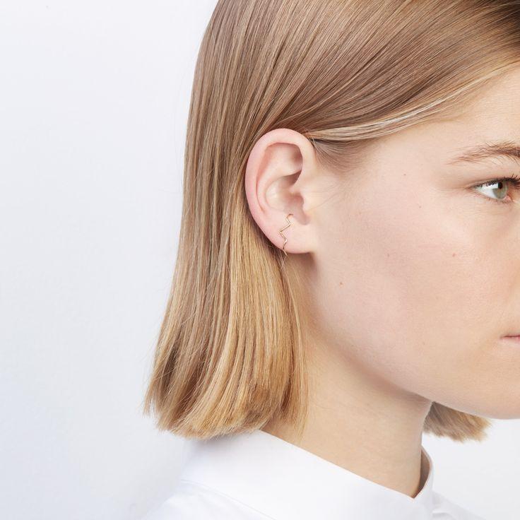 The Sonar Single Earring by SARAH & SEBASTIAN