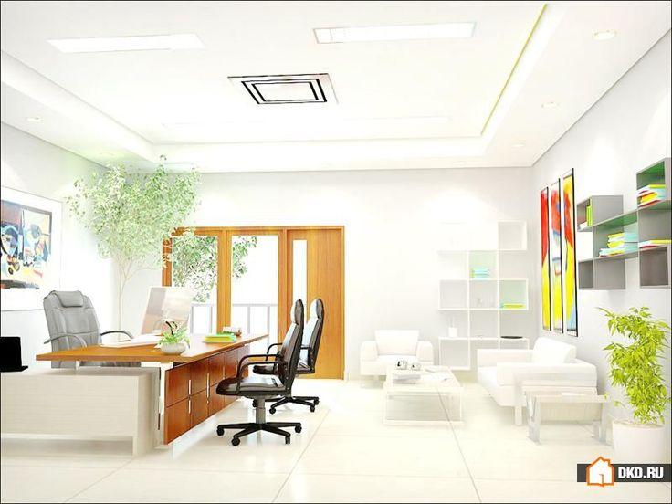 Стильные офисы, идеи их декора и умные рабочие места , Дизайн интерьера дома и квартиры | Энциклопедия ремонта |