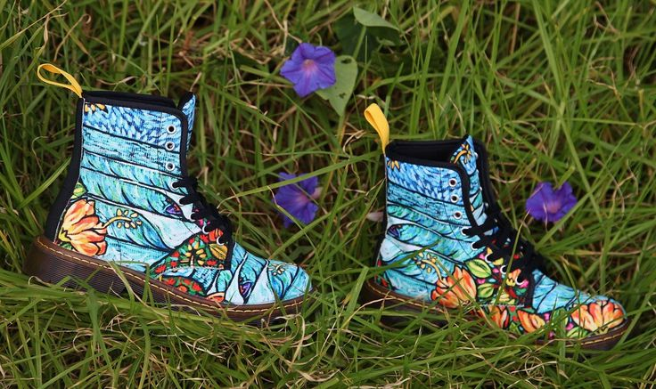 Hibiscus Coast Boots