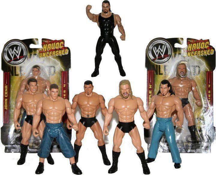 Figurine de catch Wwe ref 110