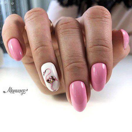 25 Flamingo-Nägel-Designs – Nägel