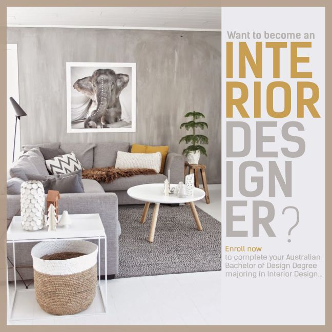 ‪#‎InteriorDesign‬ is a profession that combines ‪#‎creativity‬, ‪#‎TechnicalKnowledge‬, and ‪#‎BusinessSkills‬. Interior designers work with clients and other design professionals to develop design solutions that are safe, functional, attractive, and meet the needs of the people using the space. Are you interested to be an ‪#‎InteriorDesigner‬? Enroll now for the July intake and start your career path today. ‪#‎RafflesColombo‬ Call us @ 011 4375 111 or visit…