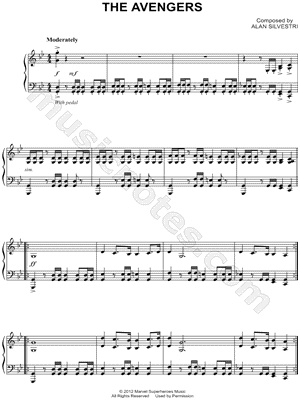 78+ images about sheet music on Pinterest | Free piano sheet music, Violin and The avengers