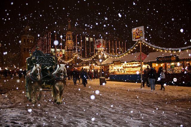 Weihnachten, #Nürnberg #Germany