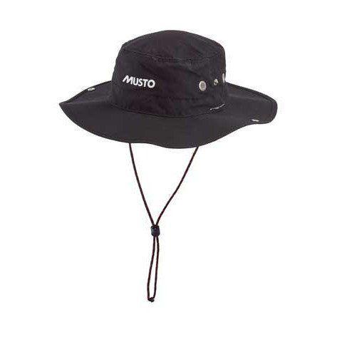 Musto Chapeau SPF40 noir