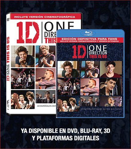 Sorteo de entradas para el concierto de One Direction en España