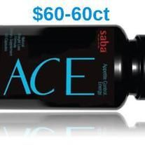 ACE Diet Pills cheap - $40 per bottle while supply lasts - Appetite Control and Energy dietary supplement is a synergistic blend of ingredients. SABA's new ACE Diet Pills formula contains the top five most effective weight loss ingredients scientifically formulated into one pill!