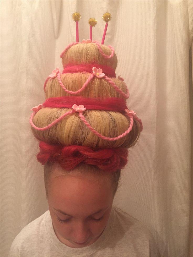 wacky hair ideas