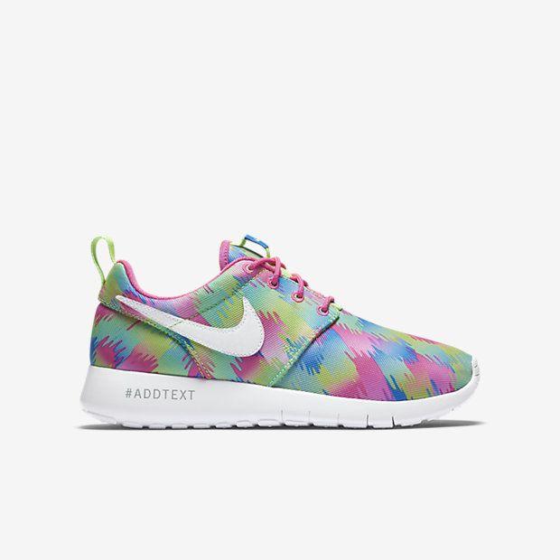 Nike Roshe One Print (3.5y-7y) Big Kids' Shoe