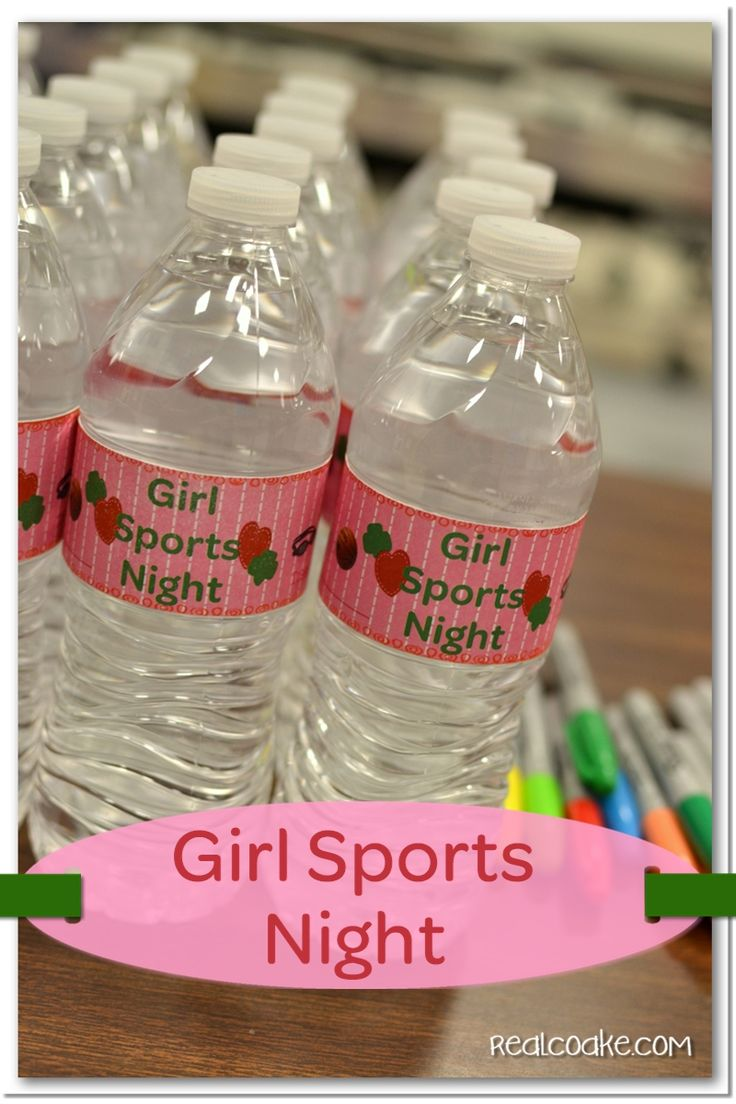 Girl Scouts Girl Sports Night Troop Event with Girl Scout Activities and Ideas