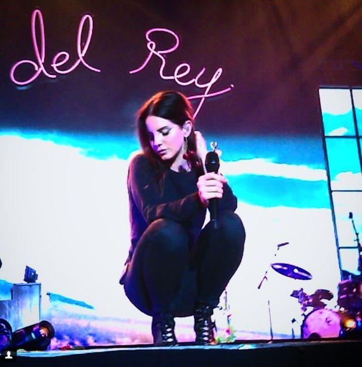 Lana Del Rey in Liverpool - Lust for Life singer leaves fans begging for more