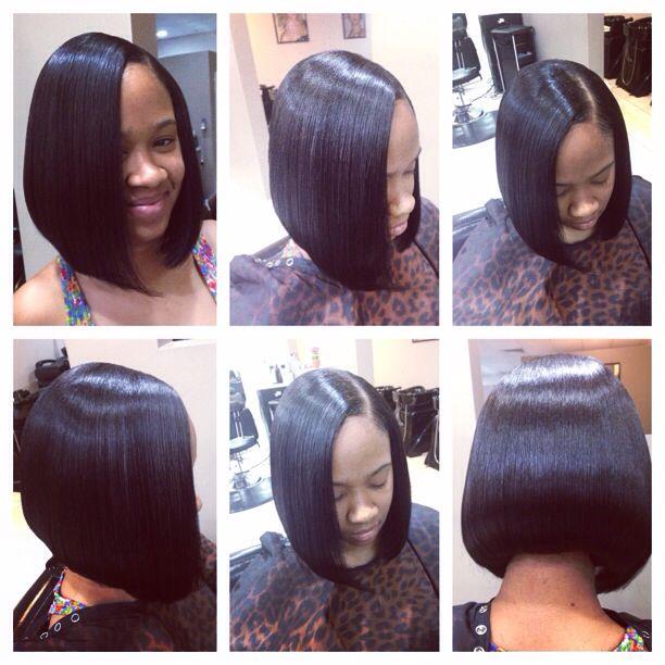Quick weave bob Action !!!! | Hair & Beauty that I love | Pinterest