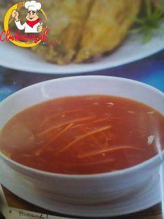 Resep Saus Asam Manis, Aneka Masakan China, Club Masak