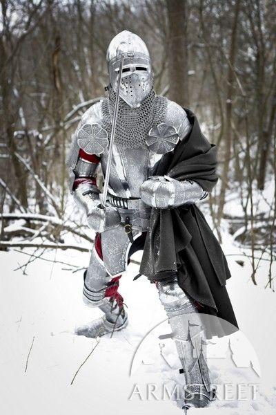 Ensemble complèt du paladin chevalier décapé d'ArmStreet