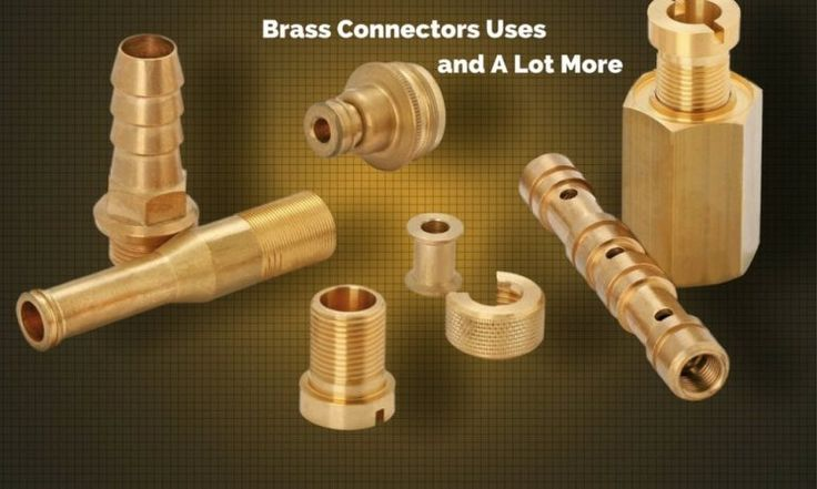 Best uses of #Brass #Connectors