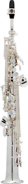 Selmer Series III Jubilee Soprano Saxophone - Silver Plated - Long & McQuade Musical Instruments