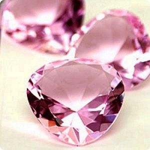 Beautiful pink diamond