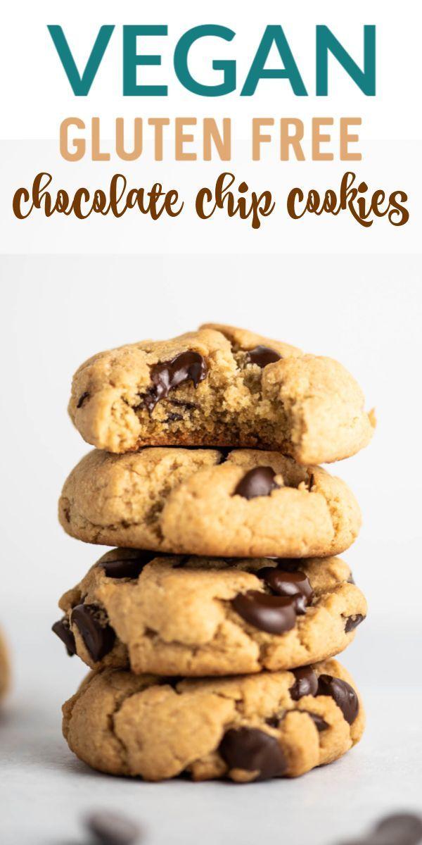 The Perfect Texture Vegan Gluten Free Chocolate Chip Cookie R Diet Cookies Recipe Gluten Free Chocolate Chip Cookies Gluten Free Chocolate Chip Cookie Recipe