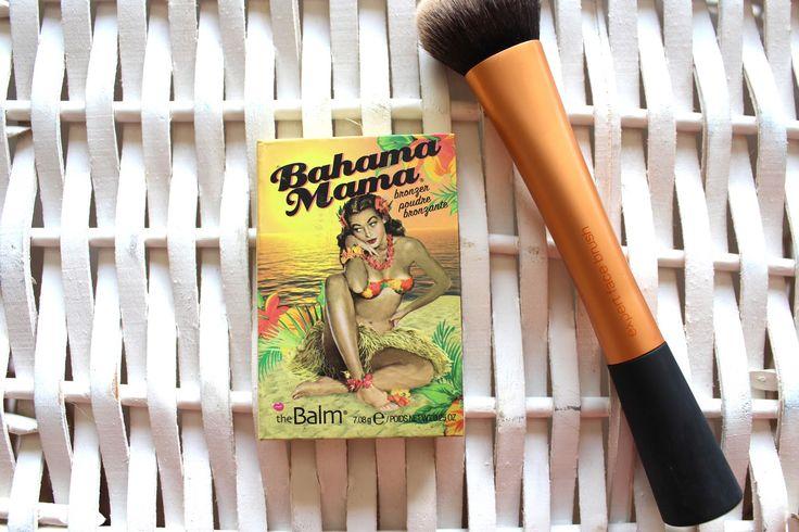 katiedoesbeauty: THE BALM BAHAMA MAMA BRONZER