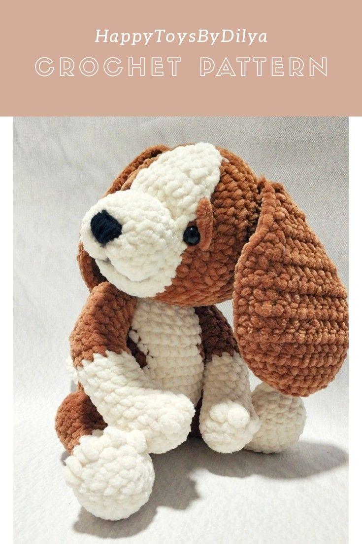 Crochet Pattern Puppy Beagle Dog Amigurumi Plush Puppy With Long Ears Cute Toy English Crochet Amigurumi Tutorial Staffed Animal Amigurumi Stuffed Toys Patterns Crochet Patterns Amigurumi Crochet Patterns [ 1102 x 735 Pixel ]