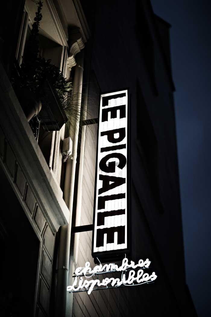 Le Pigalle à Paris