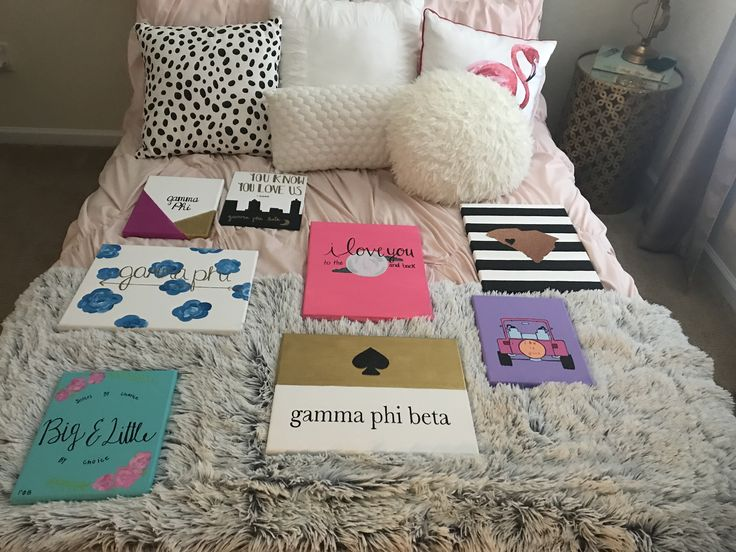 Big little - Gamma Phi Beta