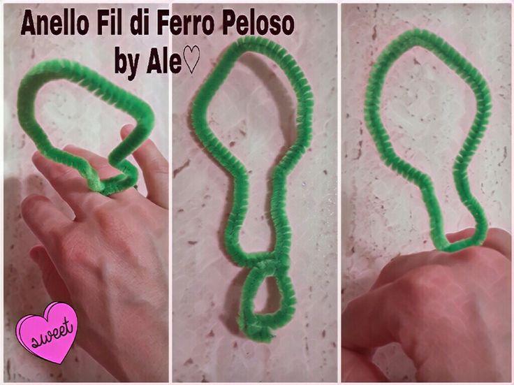 Anello Fil di Ferro by Ale♡