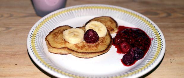 Frukost 2-5 år